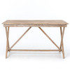 Palma Desk-Whitewash