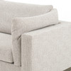 Jagger 3 Pc Laf Sectional - Astor Stone