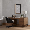 Wesley Desk Chair - Orly Natural