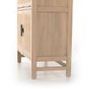 Bondi Cane Bar Cabinet