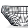 Wels Coffee Table - Iron Matte Black