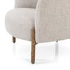 Enled Chair - Astor Stone