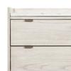 Vienna Tall Dresser - Vintage White Oak