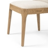 Brie Armless Dining Chair - Gibson Wheat