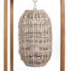 Lydney Hanging Lantern - Vintage White