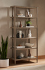 Lloyd Bookshelf - Ash Grey