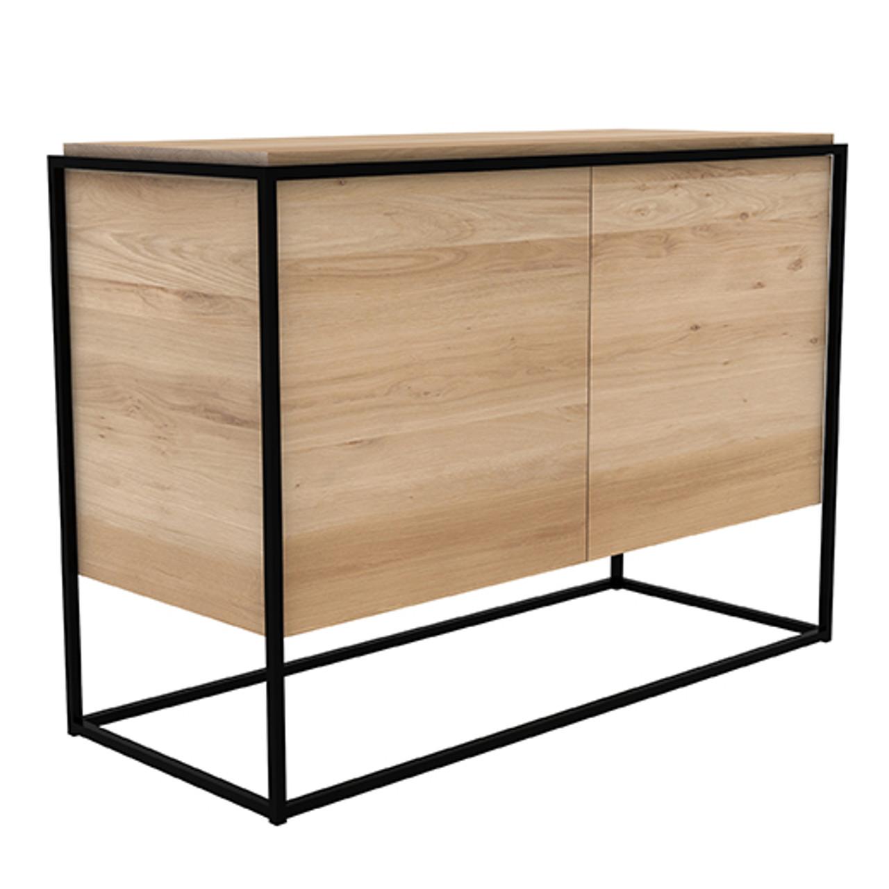 Frame Oak Monolit Sideboard