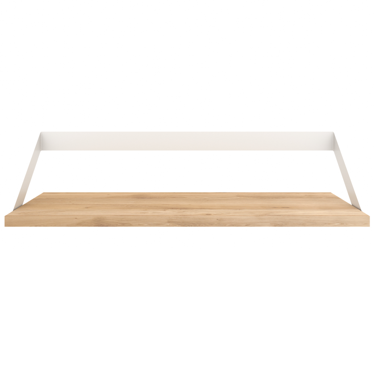 Oak Ribbon Shelf