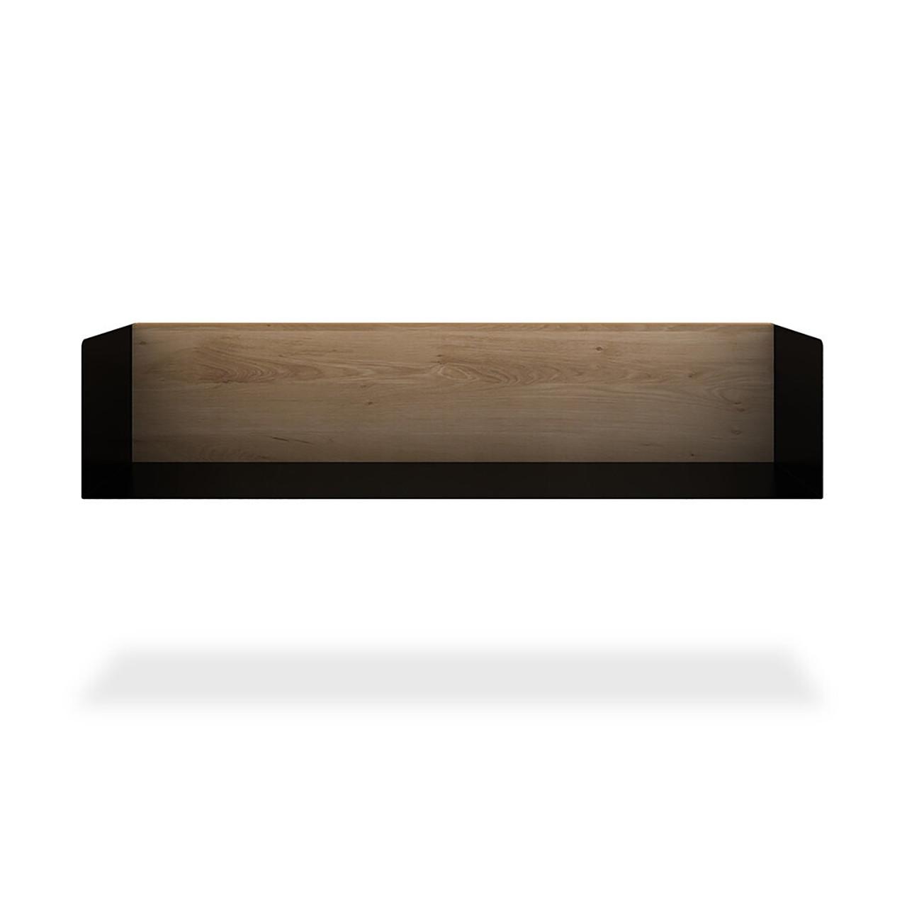 Oak U Shelf