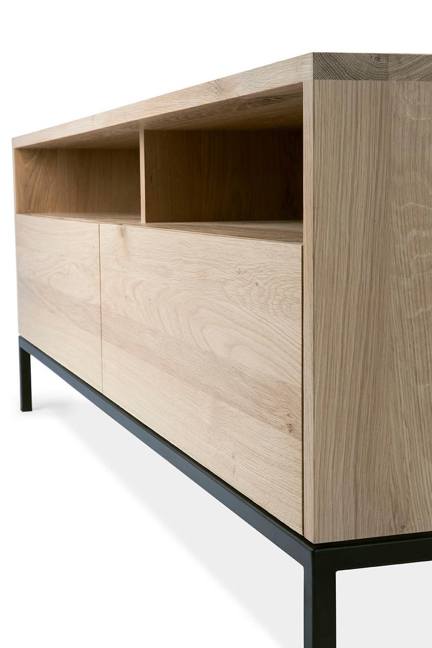 Oak Ligna TV Media Cabinet