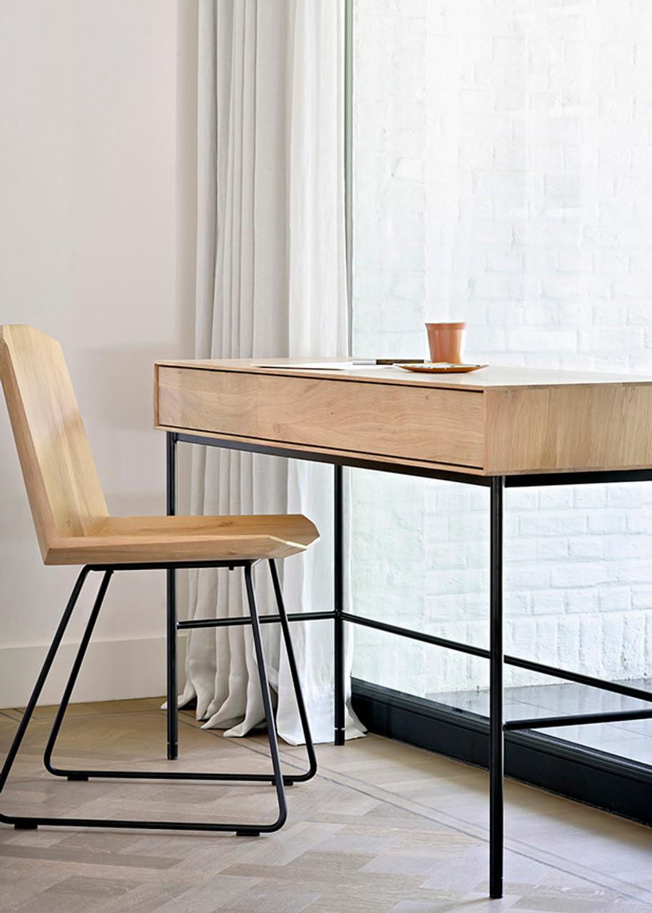 Whitebird Home Office Oak Desk