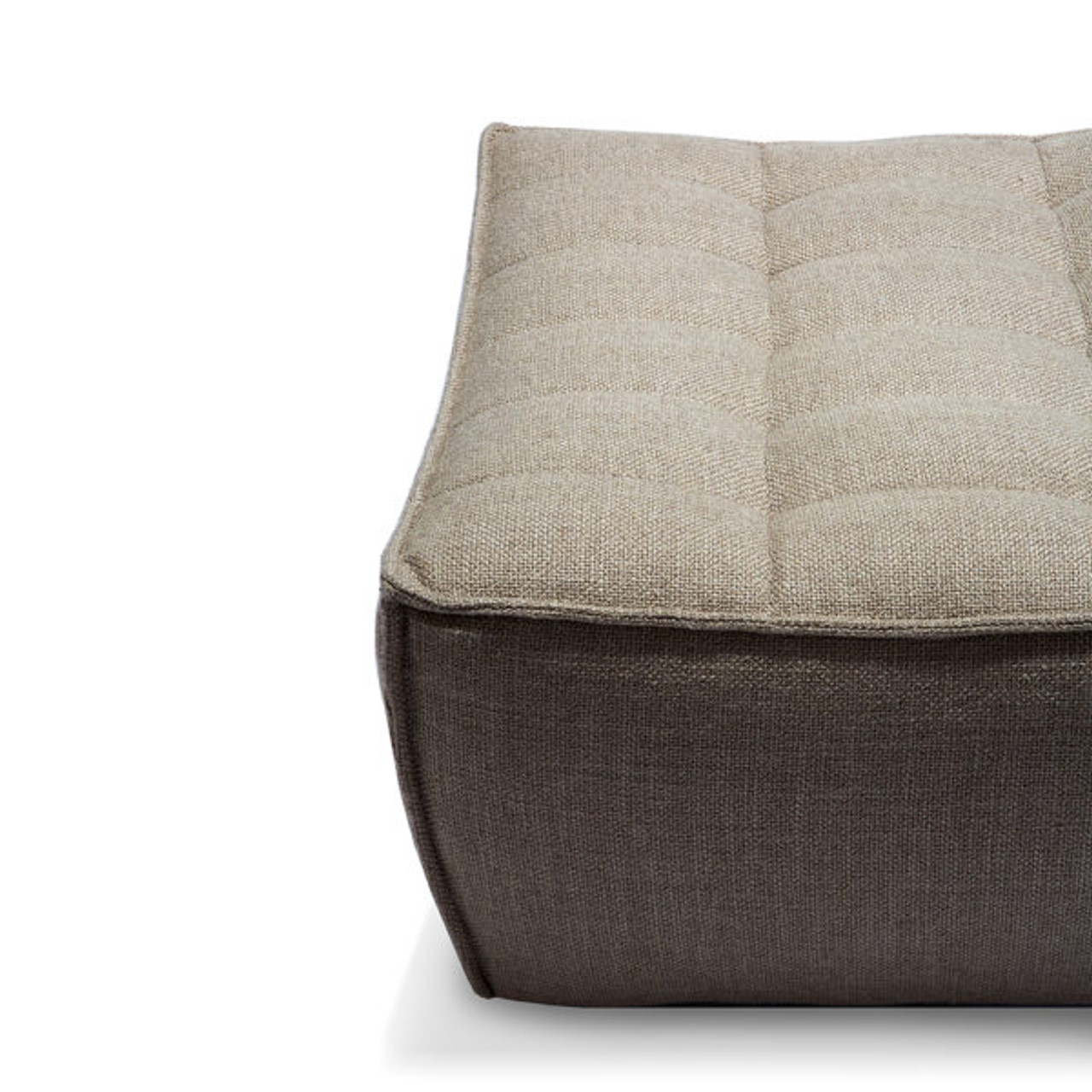 Roset Modular Sectional - Footstool Ottoman