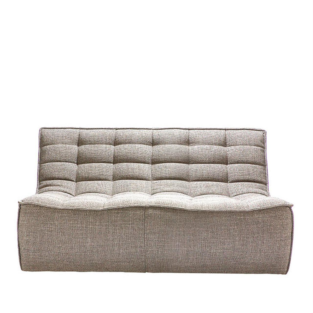 Roset Modern Modular Sectional Sofa - 2 Seater