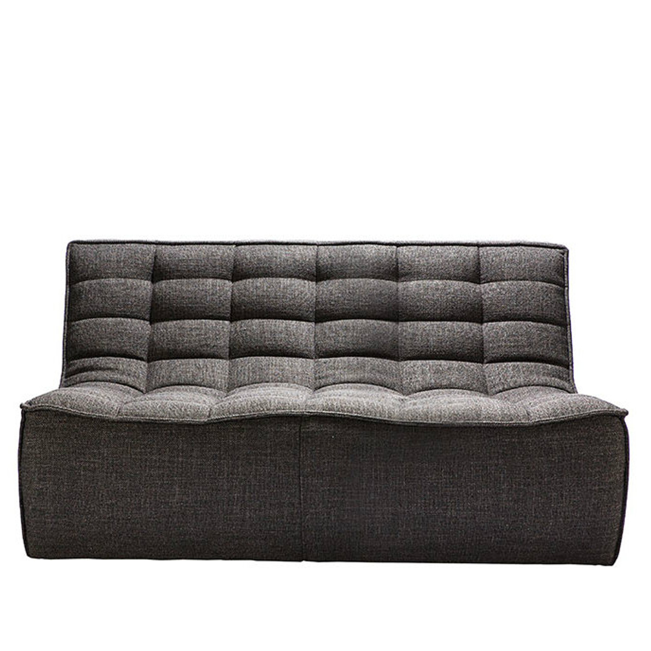 Roset Modern Modular Sectional Sofa - 2 Seater