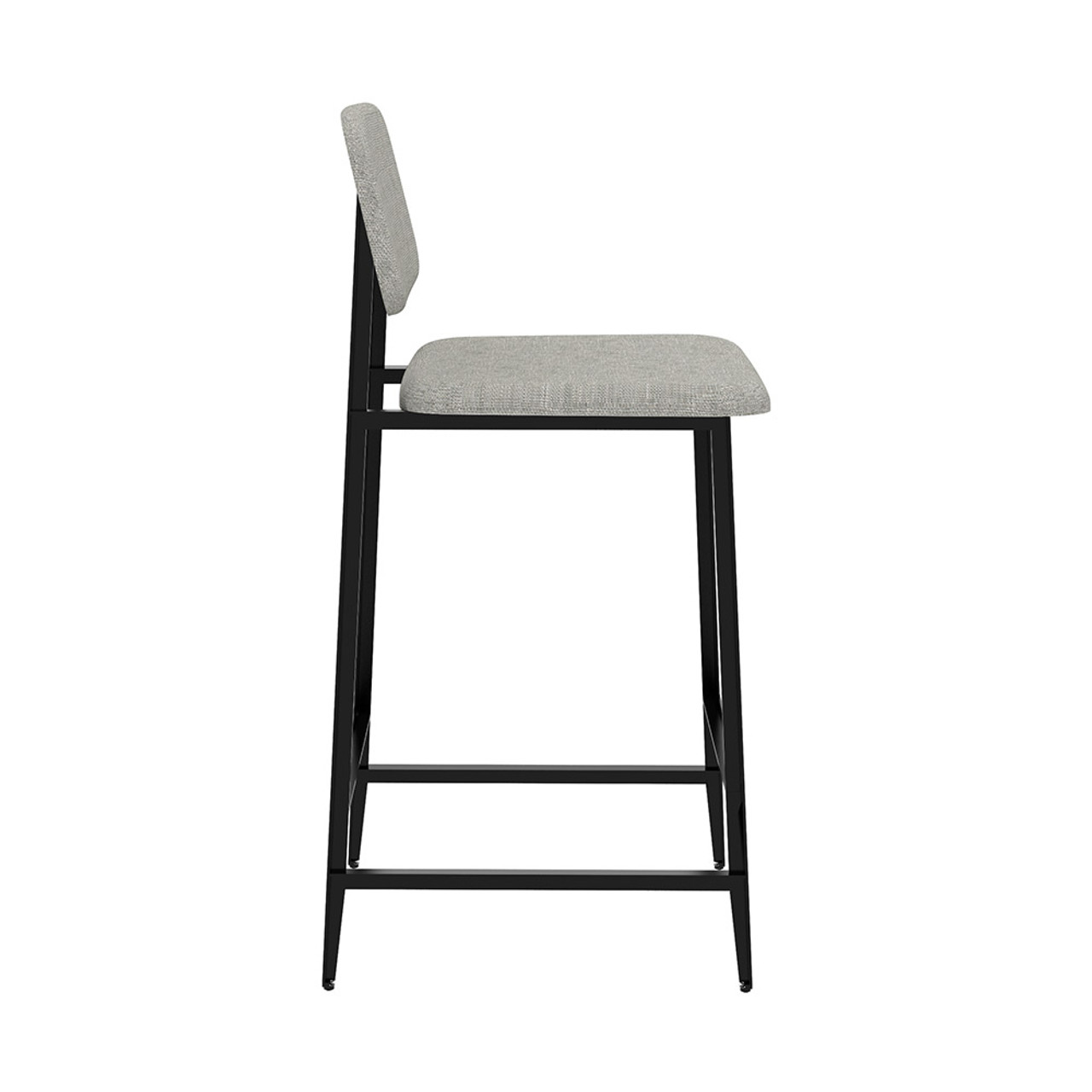 DC Bar + Counter Stool with Backrest