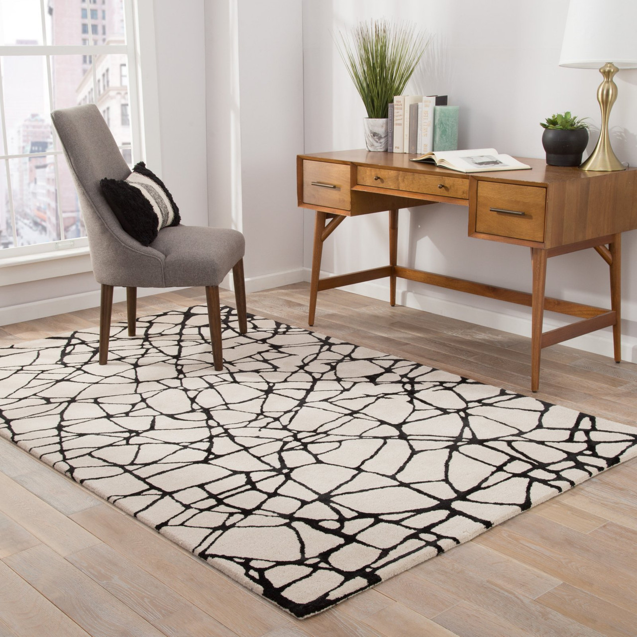 Chandler Etho Area Rug by Nikki Chu