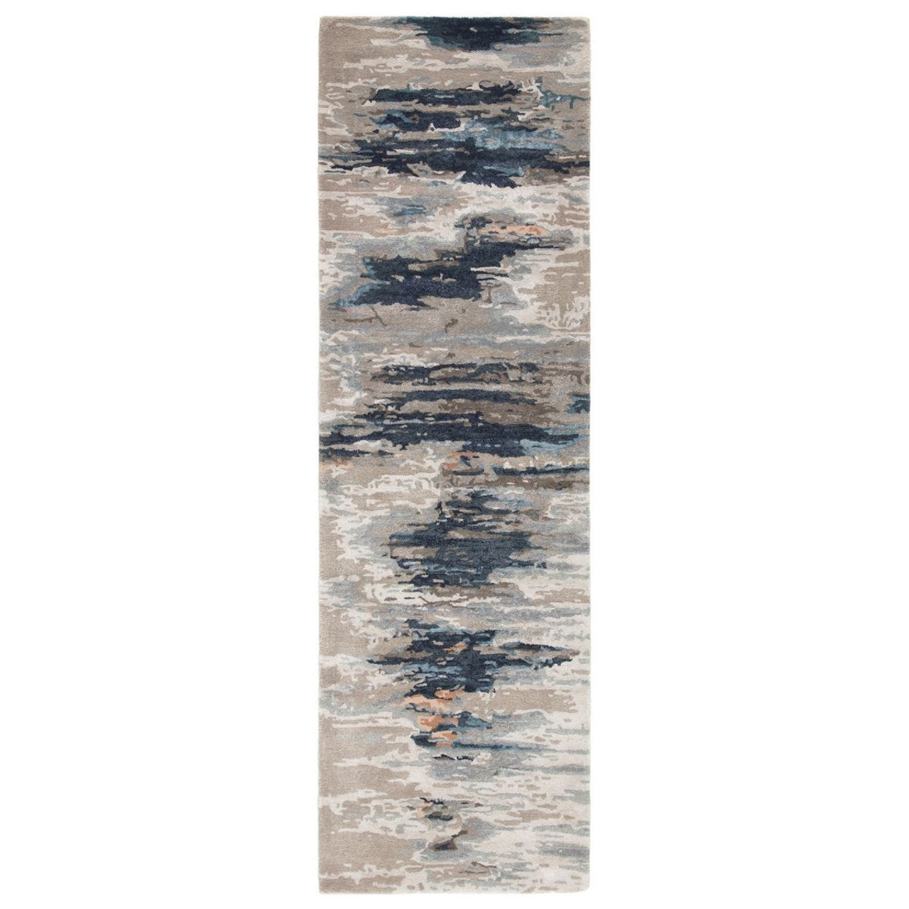 Paseo Rug Collection - Blue