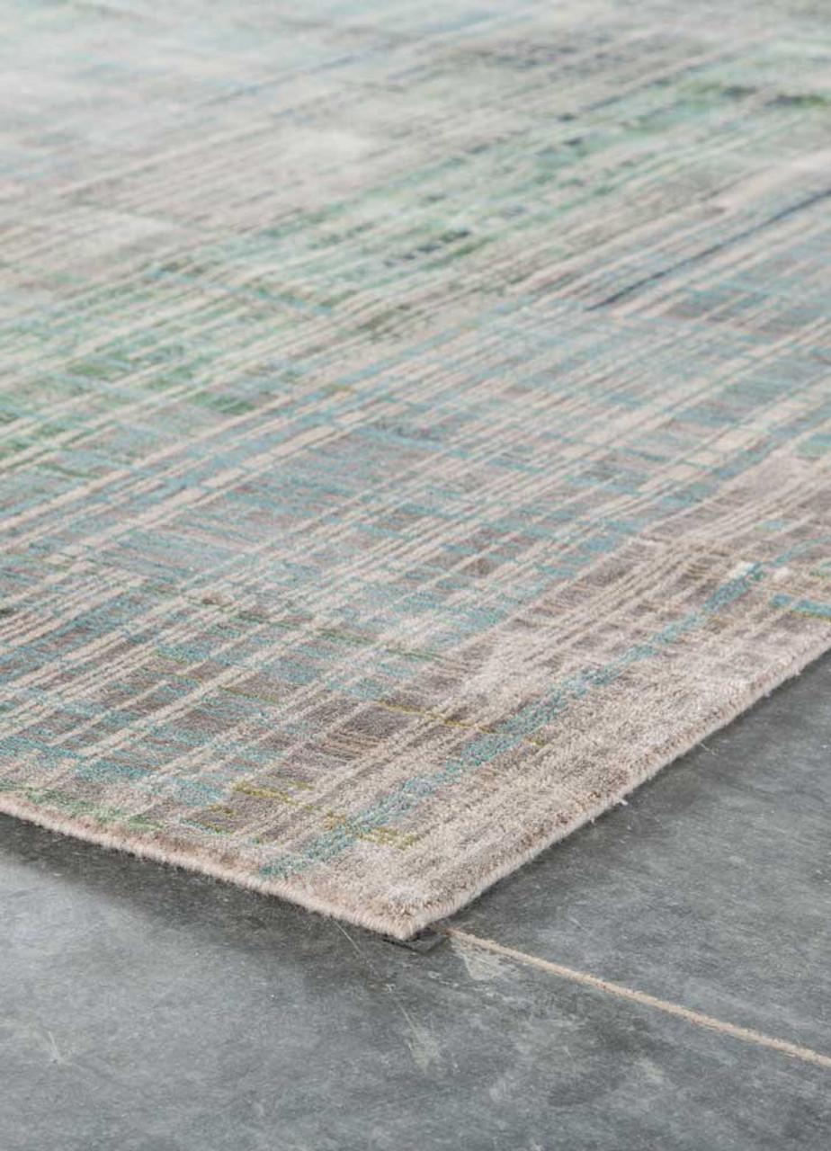 Stenna Blue/Green Rug