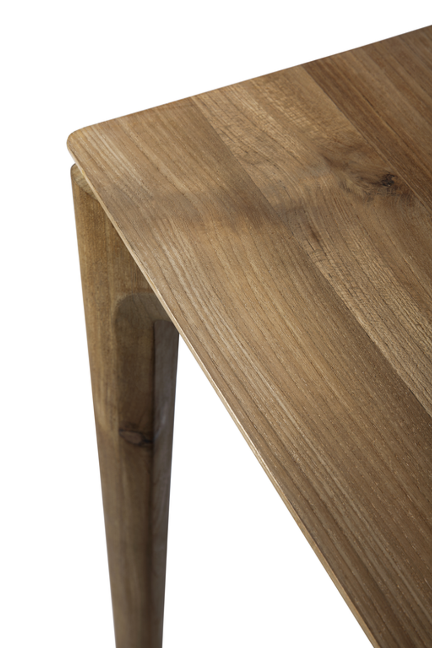 Teak Bok Modern Dining Table