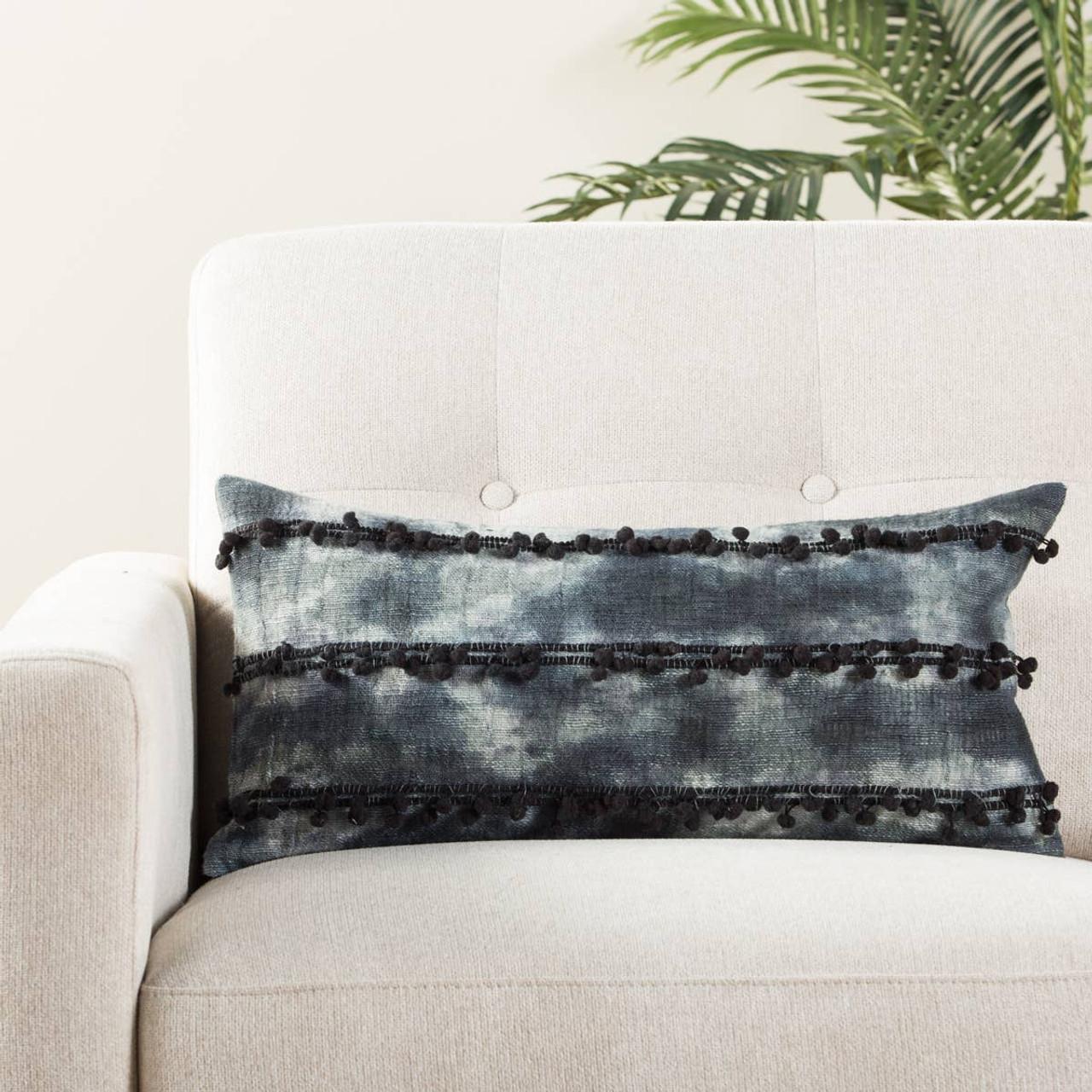 Ferla Tie Dye Lumbar Pillow