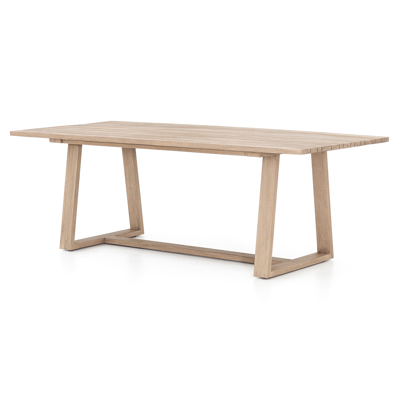 Solano Teak Outdoor Dining Table