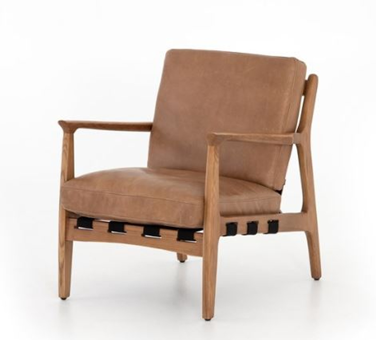 Selena Leather Armchair