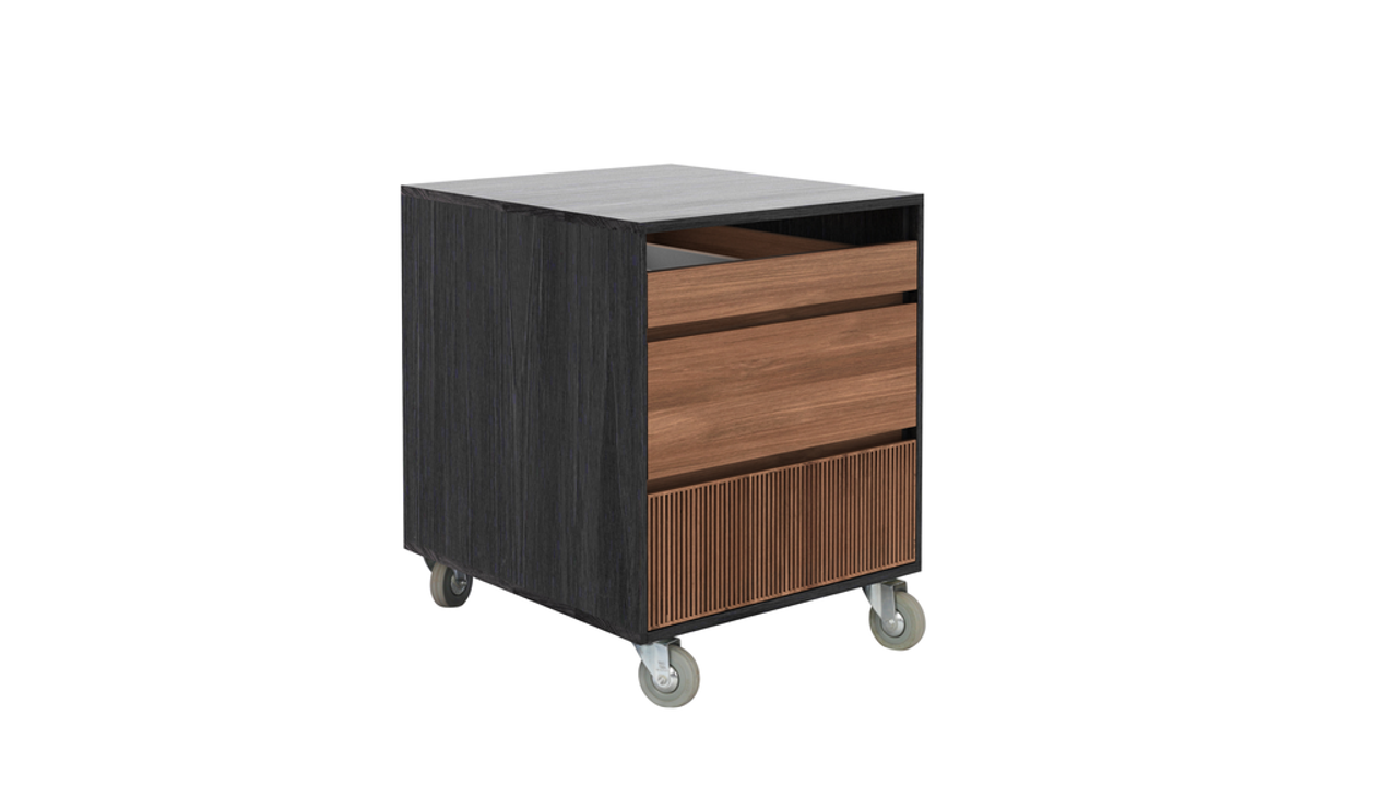 Oscar Filing Cabinet with Drawer
