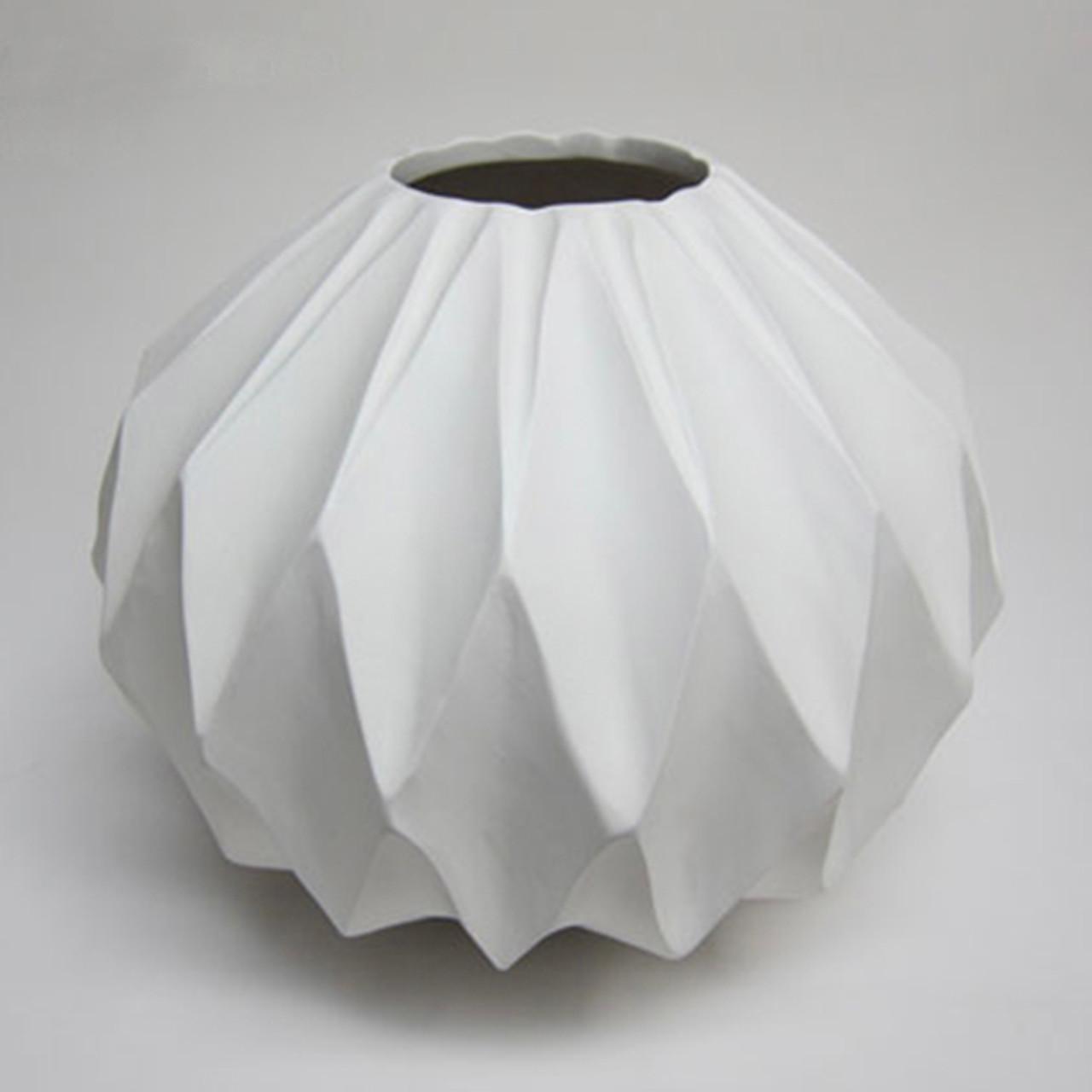 Brilliance Mango Wood White Centerpiece