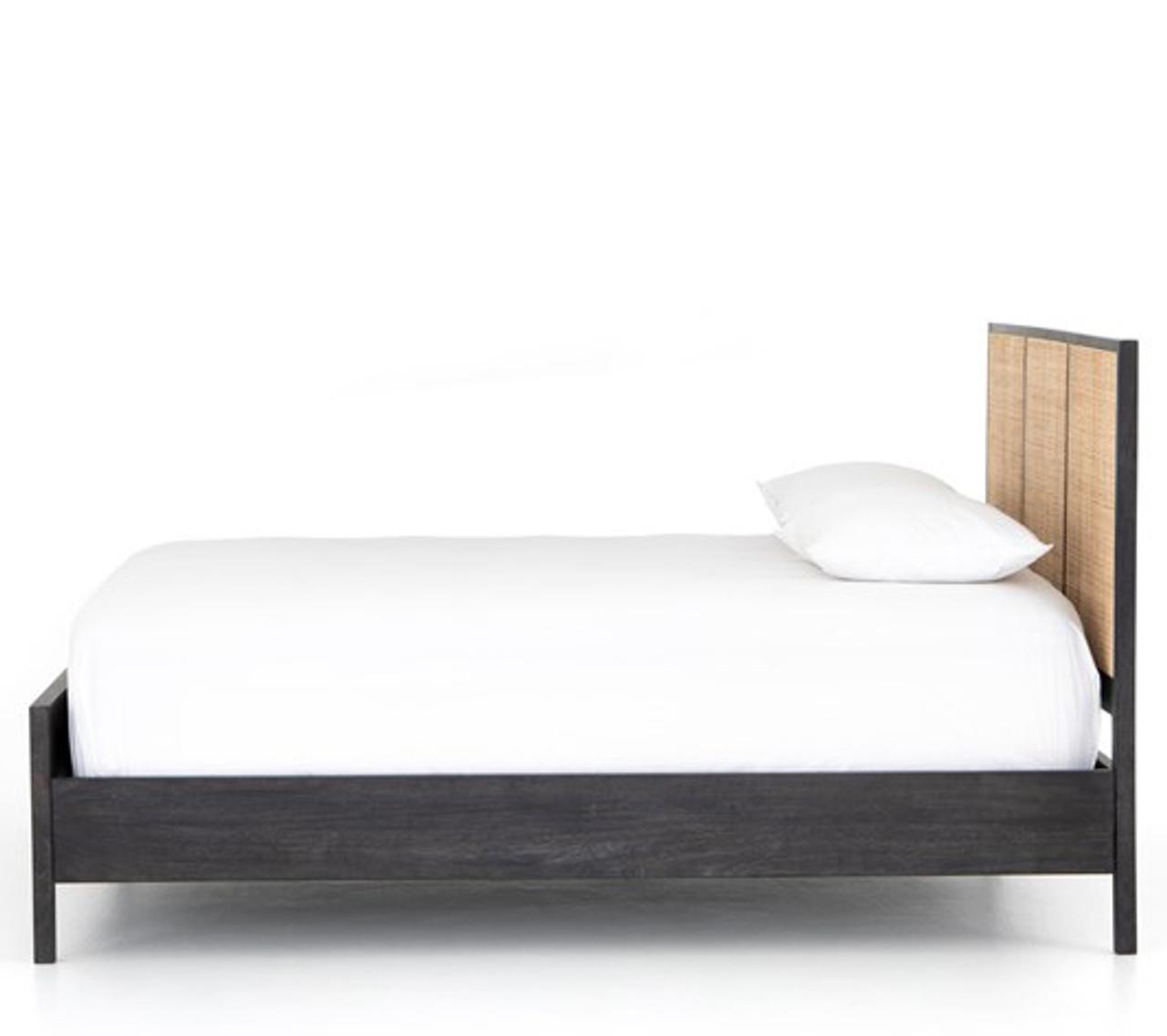 Bondi Woven Cane Bed
