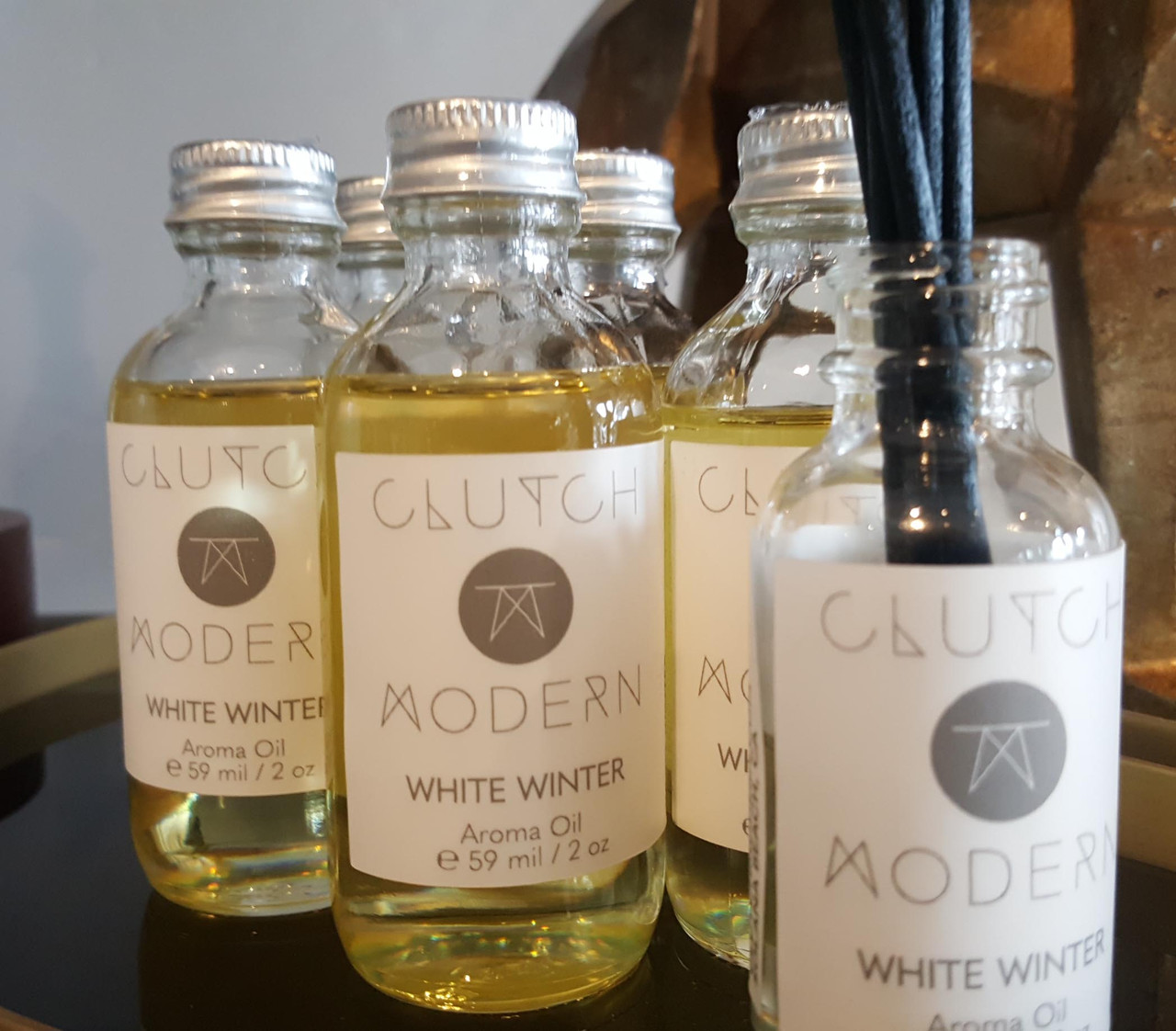 White Winter Essential Oil Blend