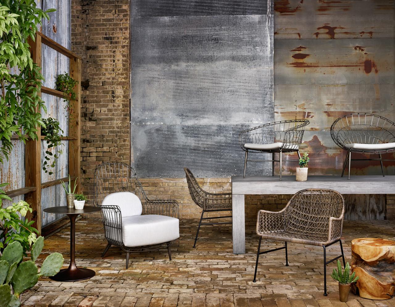 Tulip Indoor Outdoor Side Table