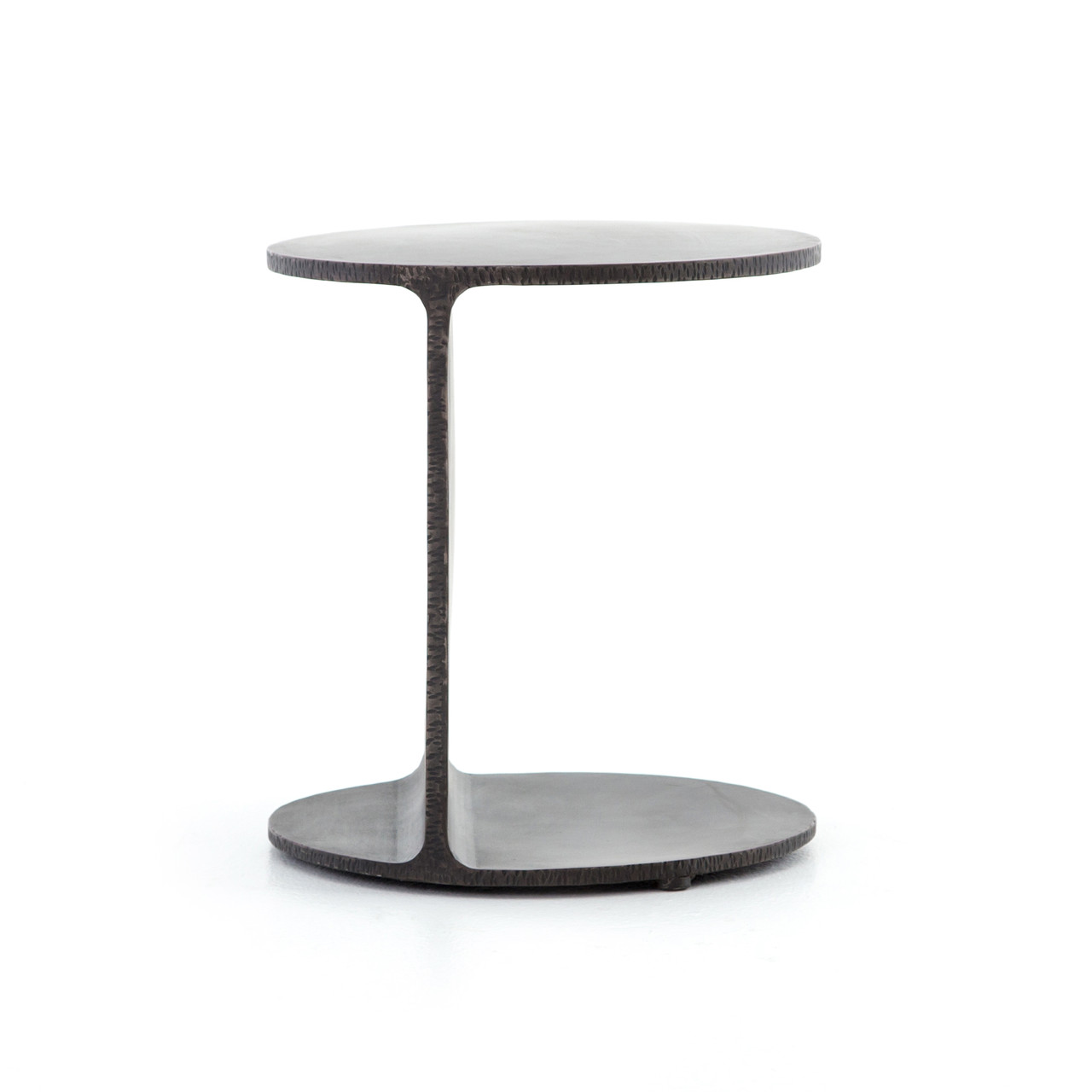 Rex Round Iron Side Table