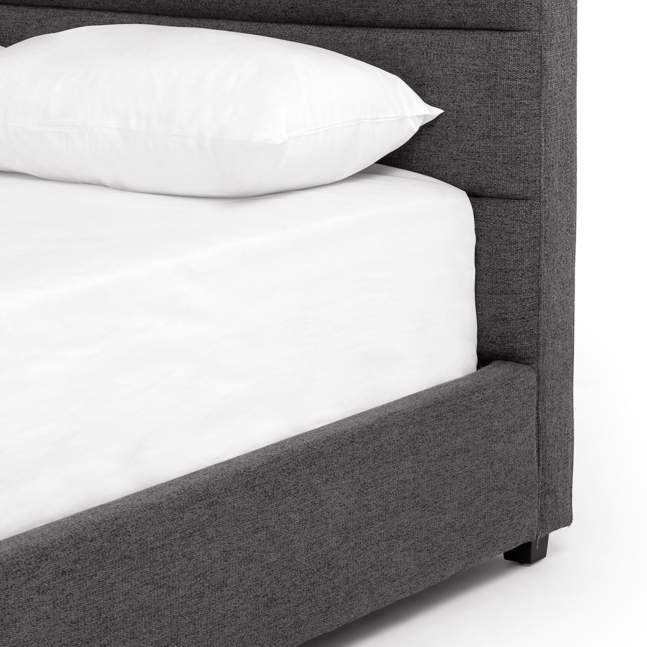 Luna Upholstered Bed
