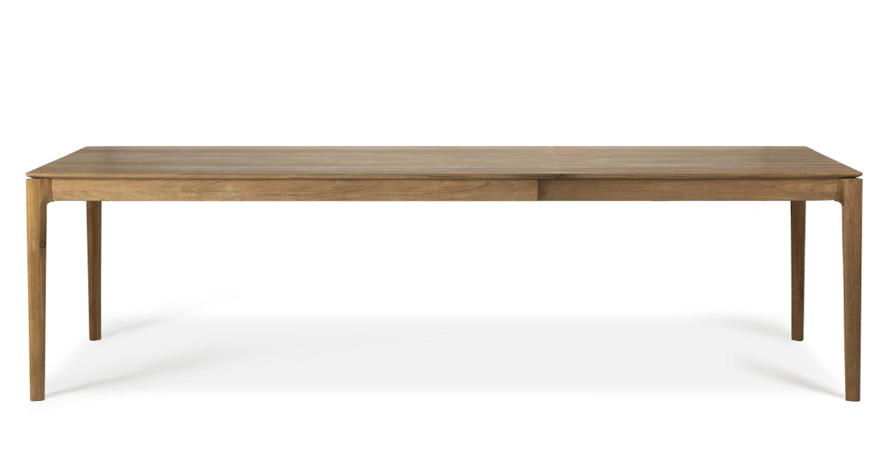 Teak Bok Extendable Dining Table