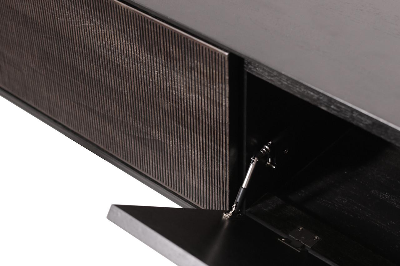 """Teak Grooves TV Stand Media Cabinet 64"""""""