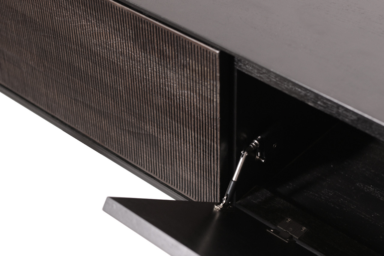"""Teak Grooves TV Stand Media Cabinet 95"""""""