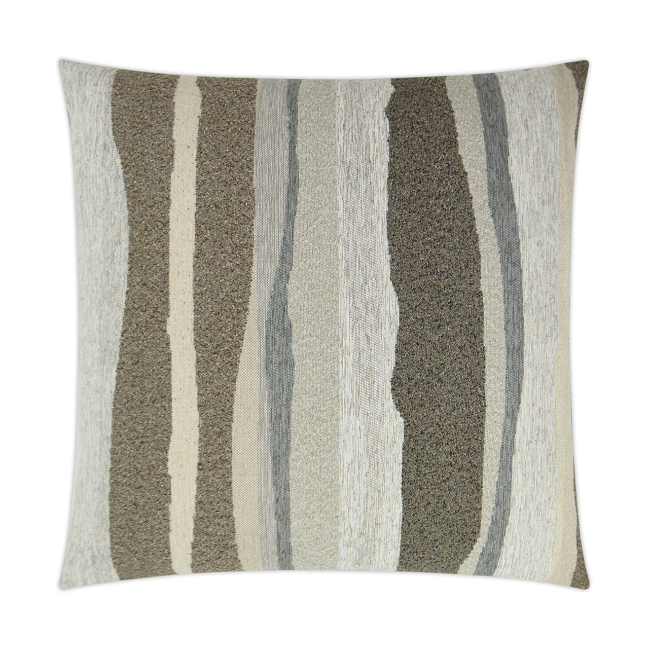 Mineral Horizon Organic Throw Pillow
