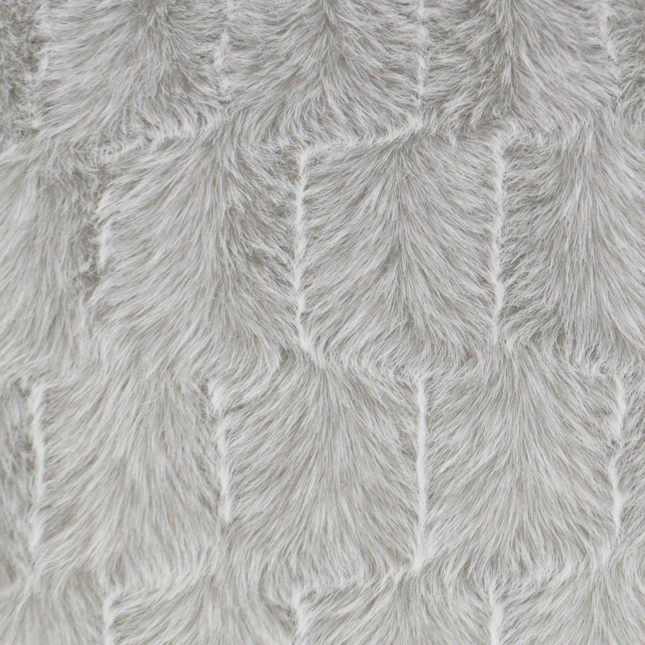 Ermelo Faux Fur Throw Pillow
