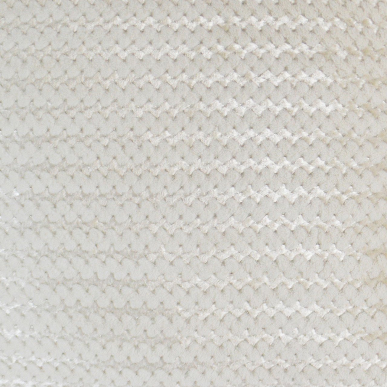 Gene Faux Fur Throw Pillow - Ivory