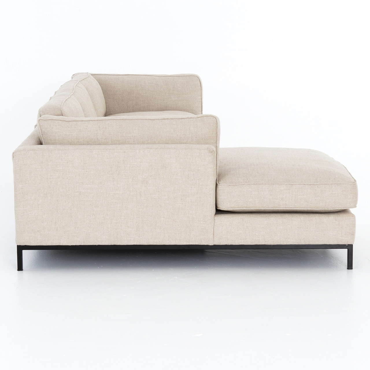Adriana 2-Piece Chaise Sectional