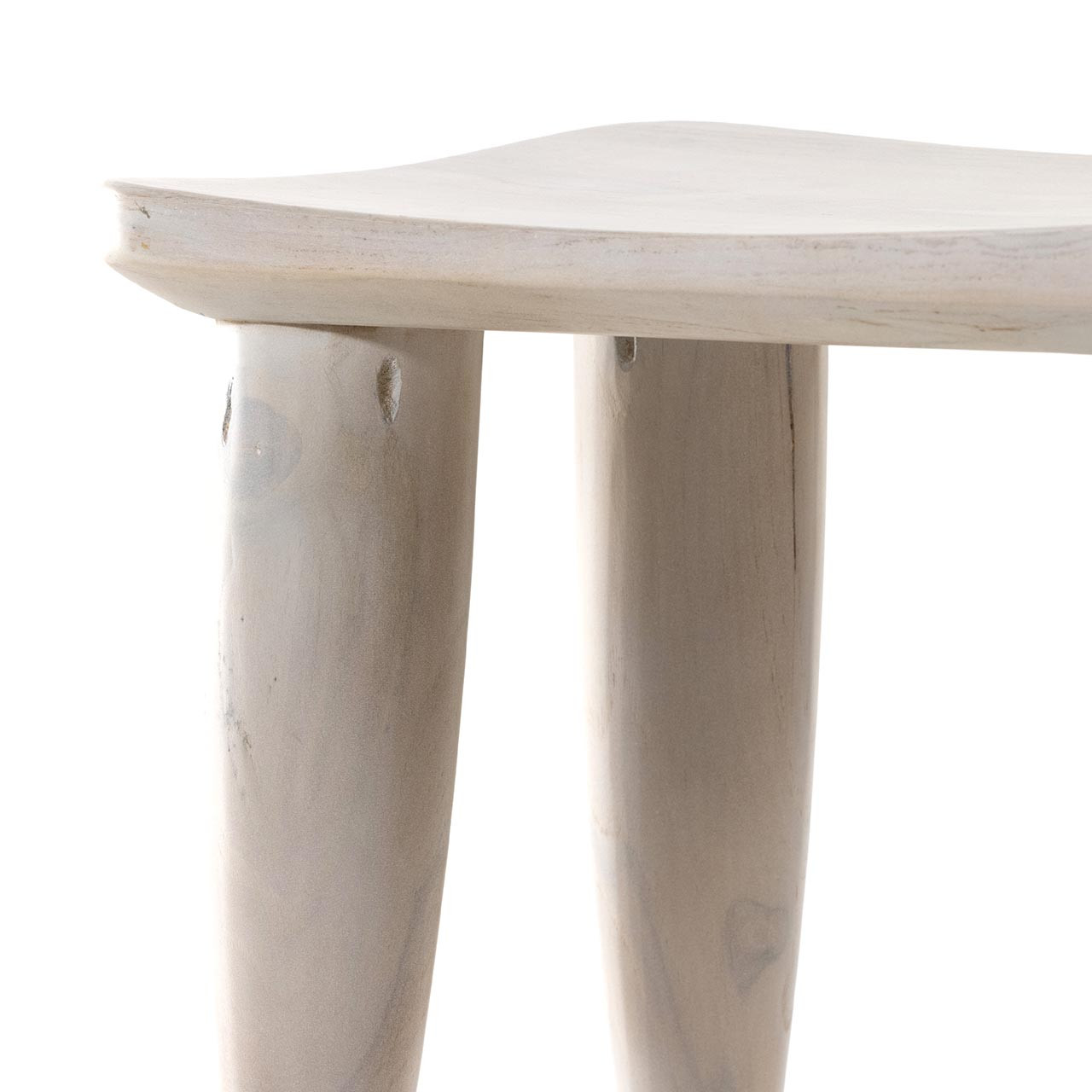 Khate Teak Outdoor Stool Table