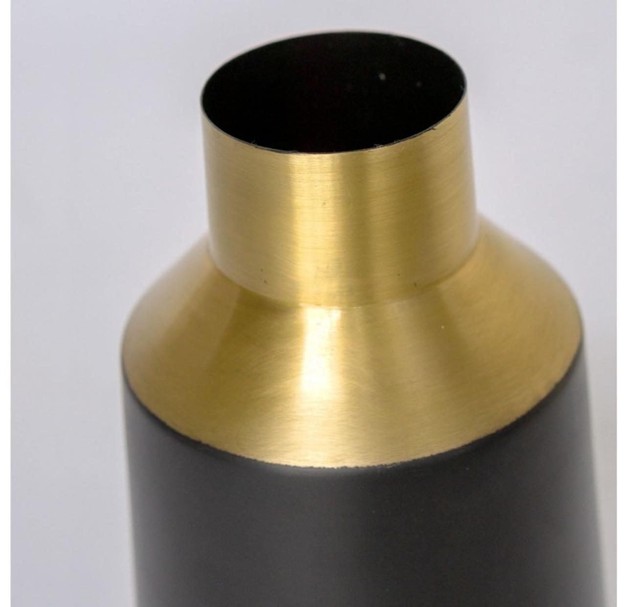 Noir Brass Jug