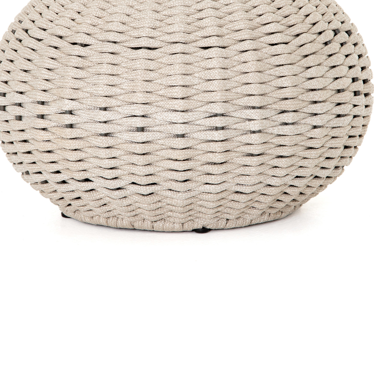 Roma Outdoor Accent Stool
