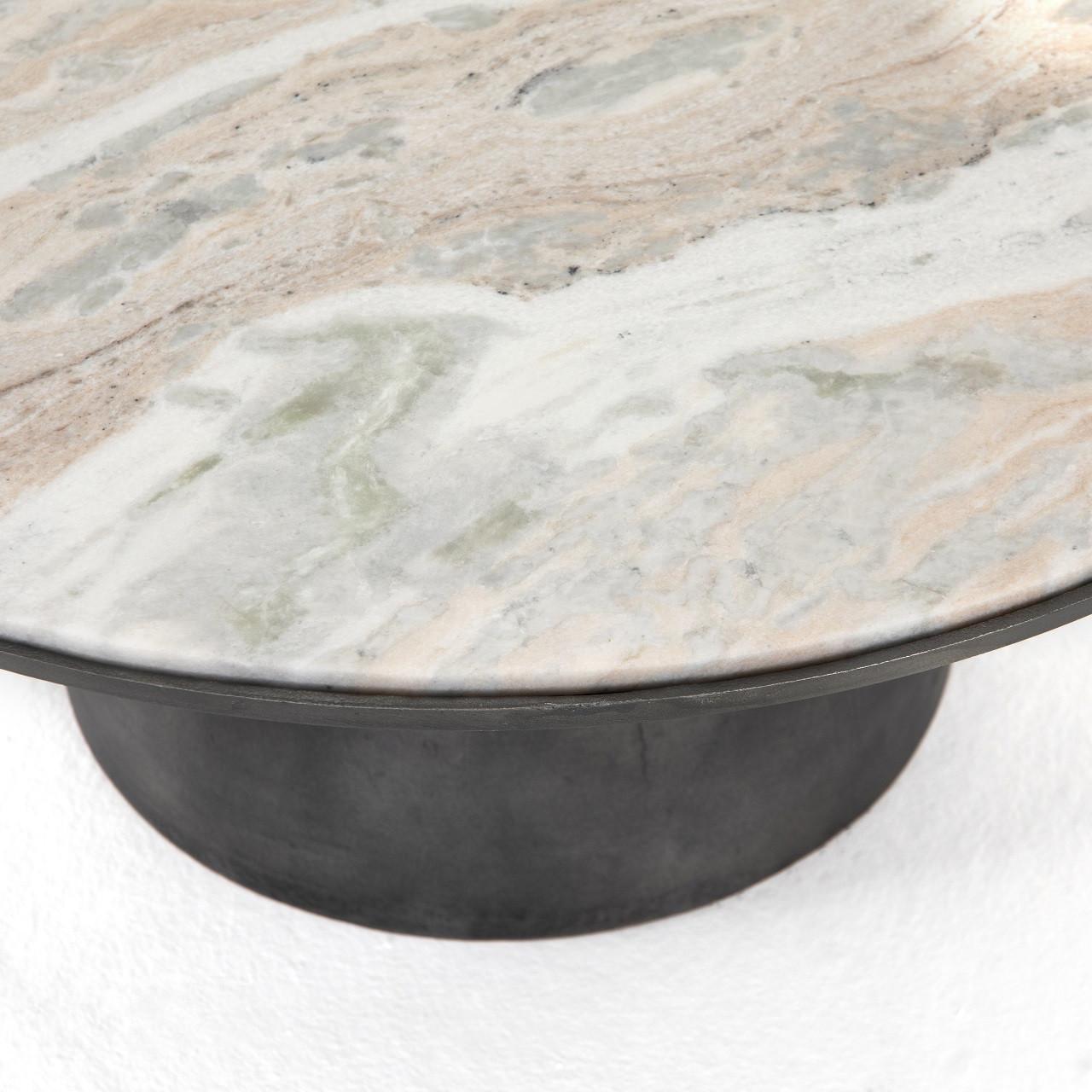 Corbett Coffee Table-Creamy Taupe