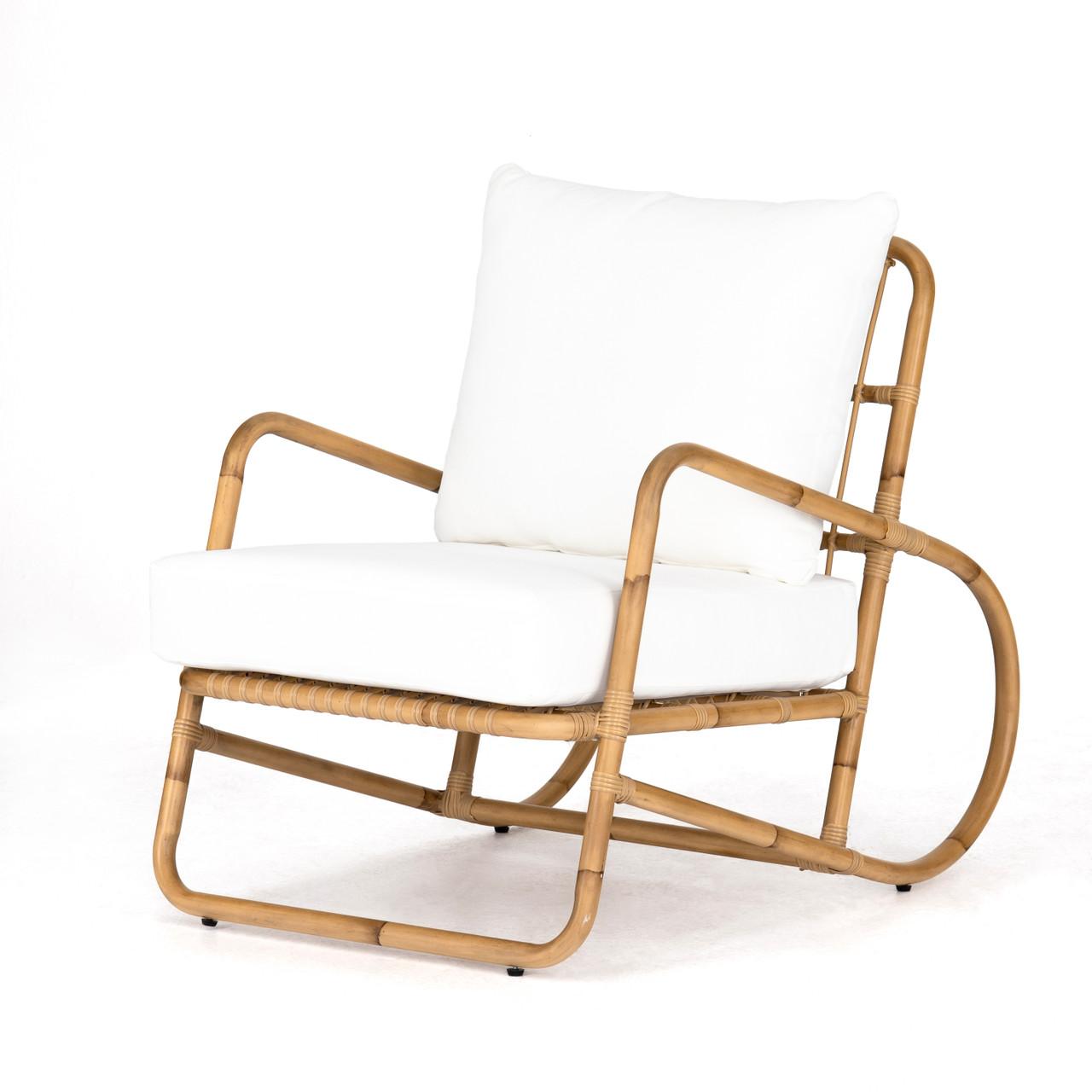 Dallas Outdoor Chair-Faux Rattan