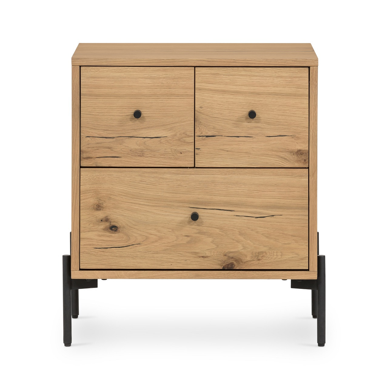 Eaton Nightstand-Light Oak