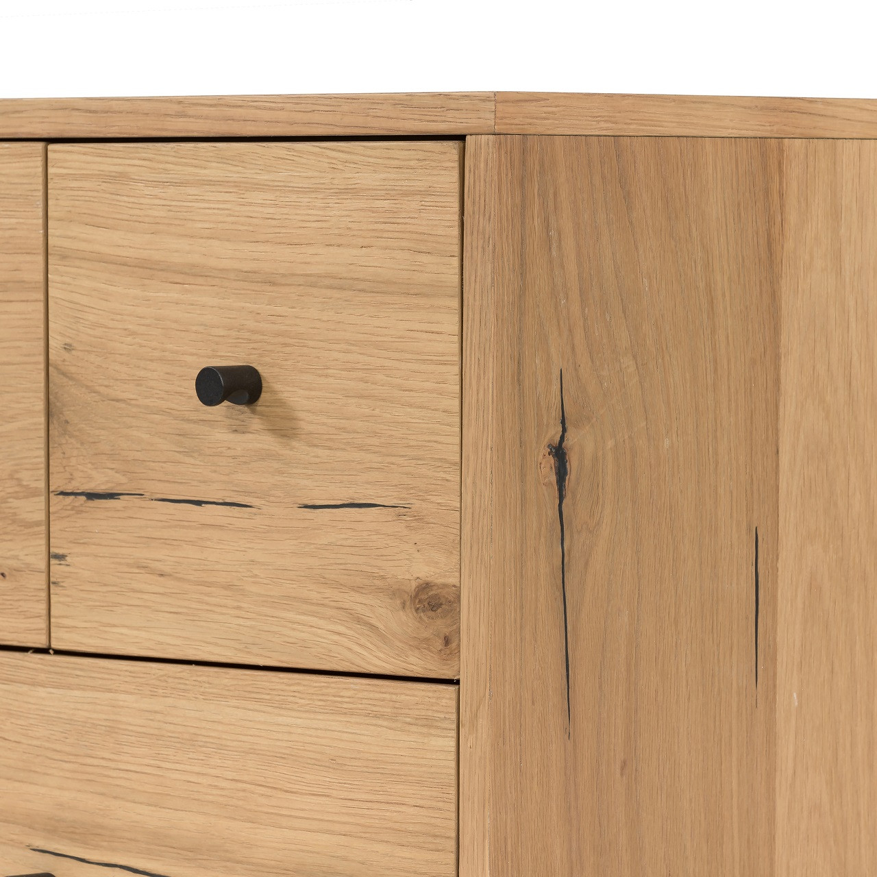 Iris Nightstand-Light Oak