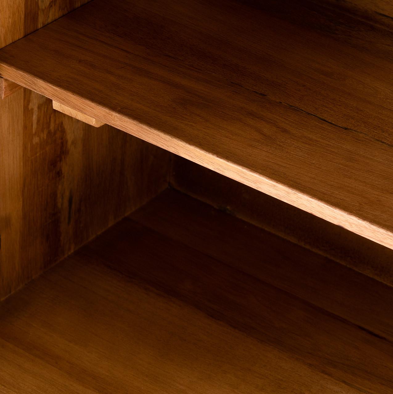Reza Sideboard - Smoked Honey