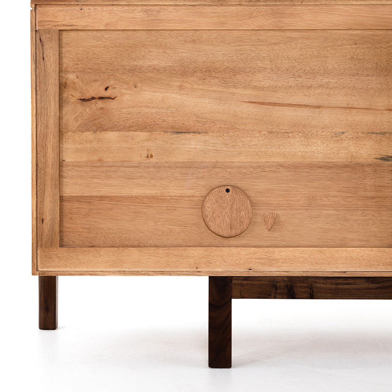 Eli Sideboard - Smoked Honey