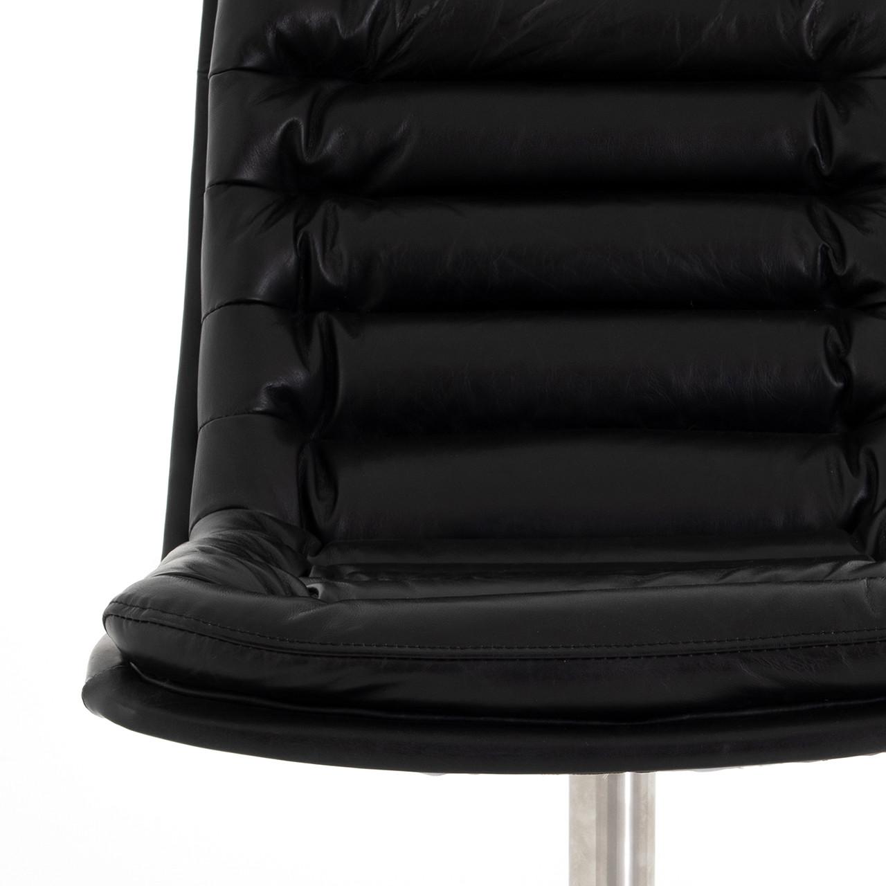 Vinny Desk Chair - Rider Black